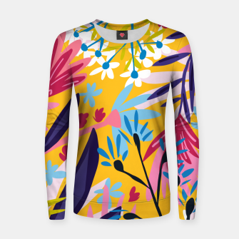 Miniatur The Garden of My Mind Women sweater, Live Heroes