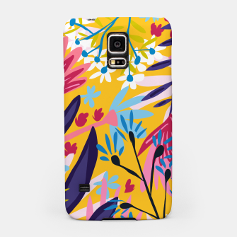 Miniatur The Garden of My Mind Samsung Case, Live Heroes