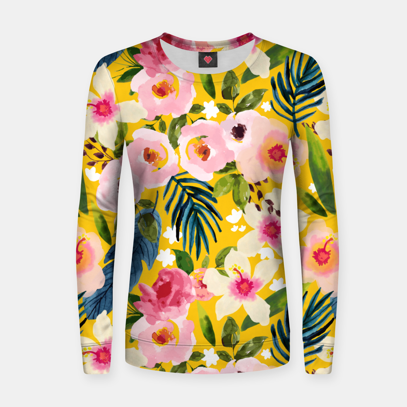 Image of No Winter Lasts Forever; No Spring Skips It's Turn Women sweater - Live Heroes