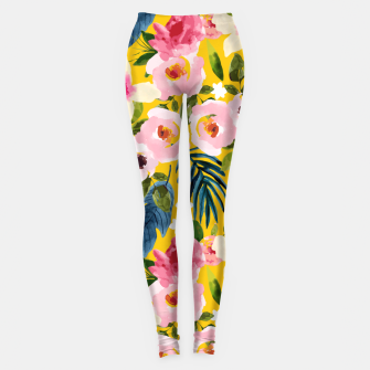 Miniature de image de No Winter Lasts Forever; No Spring Skips It's Turn Leggings, Live Heroes