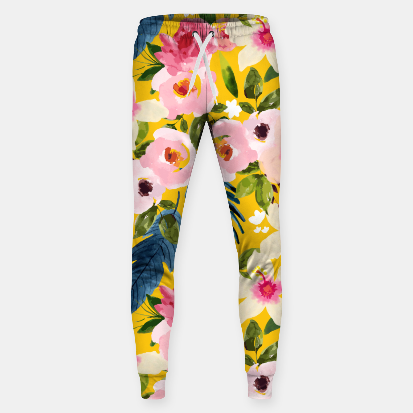 Image of No Winter Lasts Forever; No Spring Skips It's Turn Sweatpants - Live Heroes