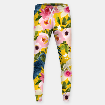 No Winter Lasts Forever; No Spring Skips It's Turn Sweatpants thumbnail image