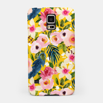 No Winter Lasts Forever; No Spring Skips It's Turn Samsung Case thumbnail image