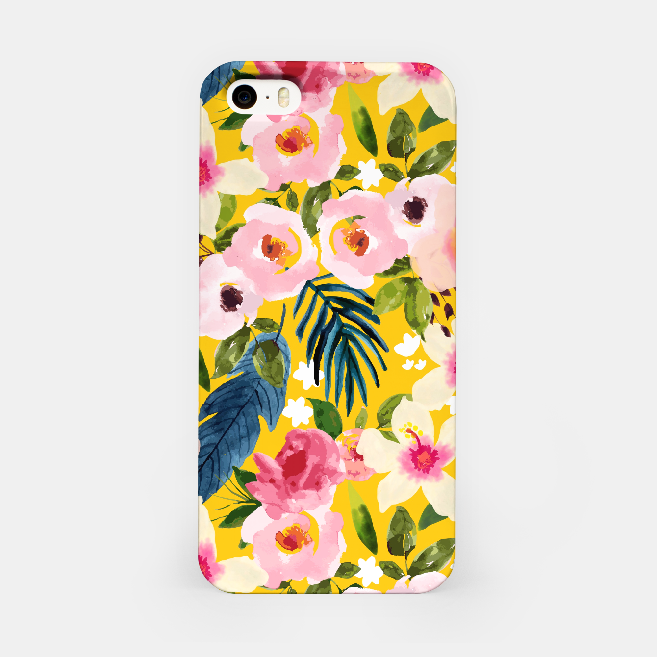 Image of No Winter Lasts Forever; No Spring Skips It's Turn iPhone Case - Live Heroes