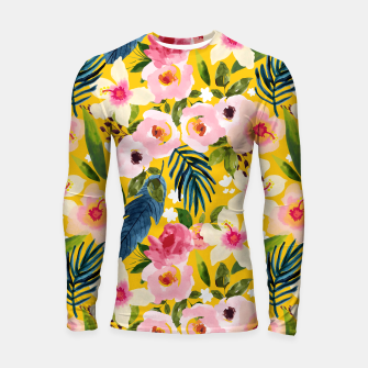 No Winter Lasts Forever; No Spring Skips It's Turn Longsleeve rashguard  thumbnail image