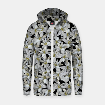 Miniatur Just Flowers Zip up hoodie, Live Heroes