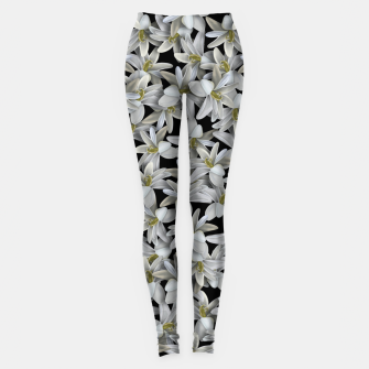 Miniatur Just Flowers Leggings, Live Heroes
