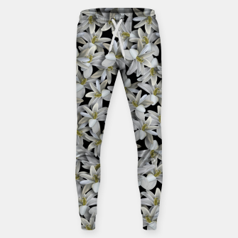 Miniatur Just Flowers Sweatpants, Live Heroes