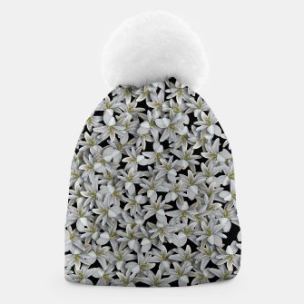 Thumbnail image of Just Flowers Beanie, Live Heroes