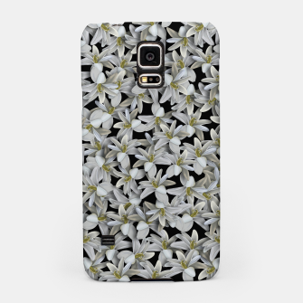 Miniatur Just Flowers Samsung Case, Live Heroes