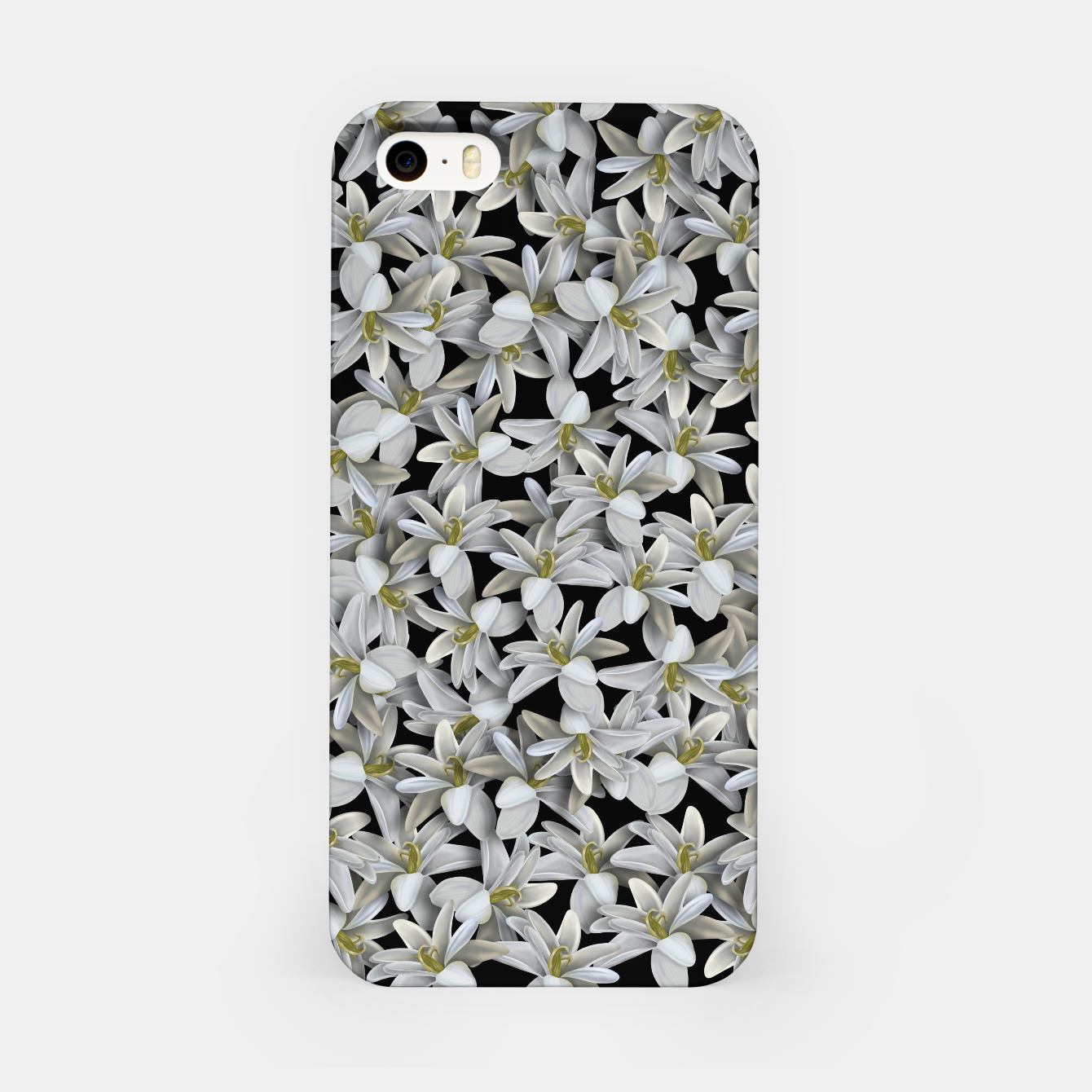 Image of Just Flowers iPhone Case - Live Heroes