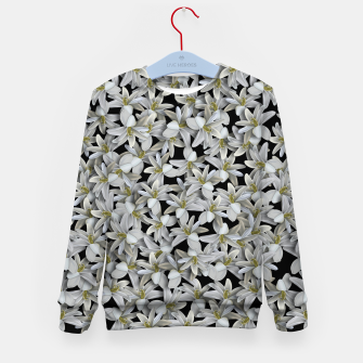 Miniatur Just Flowers Kid's sweater, Live Heroes