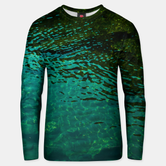 Thumbnail image of Emerald Unisex sweater, Live Heroes