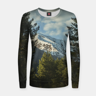 Miniatur MountainTales  Women sweater, Live Heroes
