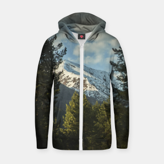 Miniatur MountainTales  Zip up hoodie, Live Heroes
