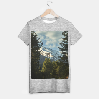 Miniatur MountainTales  T-shirt regular, Live Heroes