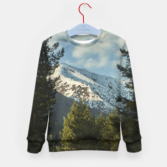 Miniatur MountainTales  Kid's sweater, Live Heroes