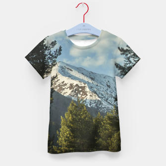Miniatur MountainTales  Kid's t-shirt, Live Heroes