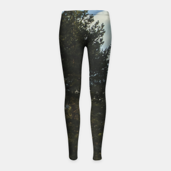 Miniatur MountainTales  Girl's leggings, Live Heroes