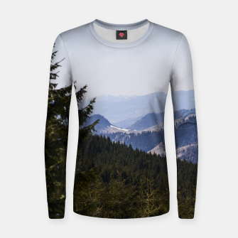 Miniatur Horizon Women sweater, Live Heroes