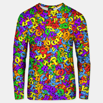 Thumbnail image of LGBTQ+ Unisex sweater, Live Heroes