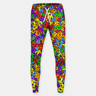 Thumbnail image of LGBTQ+ Sweatpants, Live Heroes