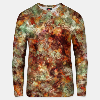 Thumbnail image of Submerged leaves Unisex sweater, Live Heroes