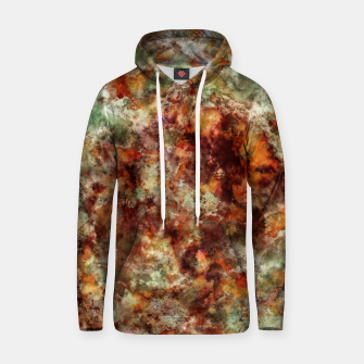 Thumbnail image of Submerged leaves Hoodie, Live Heroes