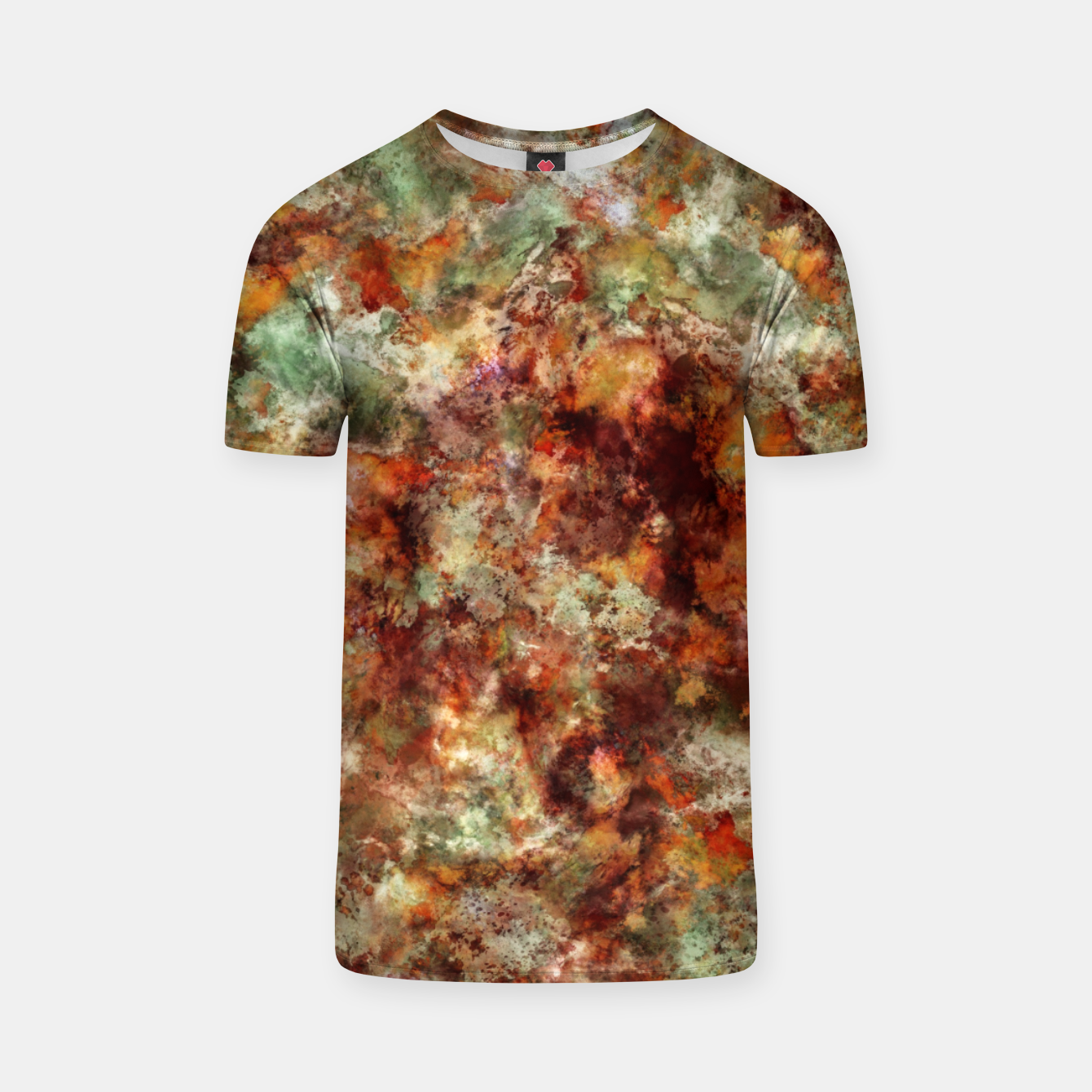 Image of Submerged leaves T-shirt - Live Heroes