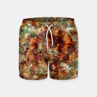 Submerged leaves Swim Shorts thumbnail image