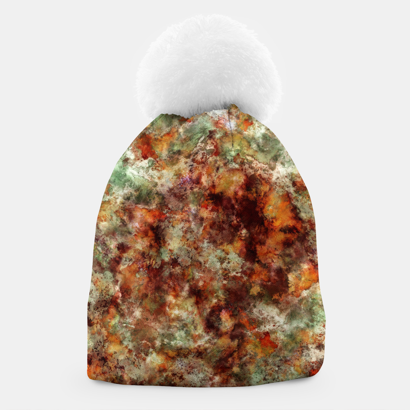 Image of Submerged leaves Beanie - Live Heroes