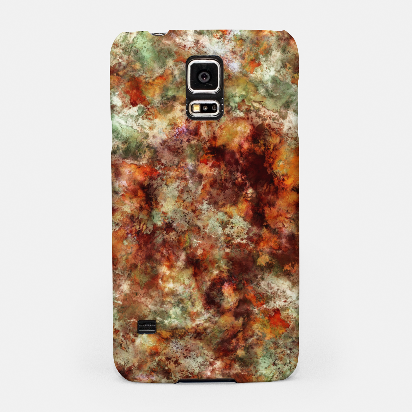 Image of Submerged leaves Samsung Case - Live Heroes