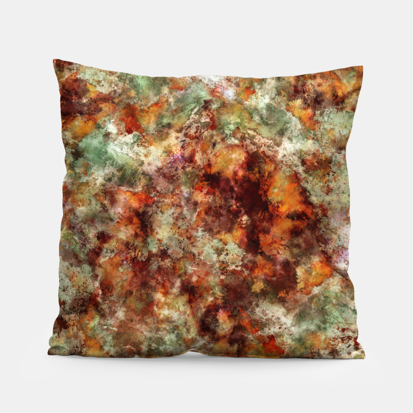 Zdjęcie Submerged leaves Pillow - Live Heroes