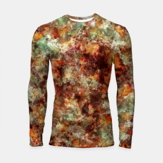 Submerged leaves Longsleeve rashguard  thumbnail image