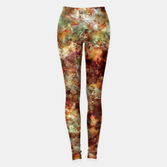 Thumbnail image of Submerged leaves Leggings, Live Heroes