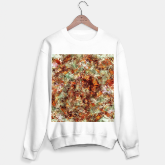 Thumbnail image of Submerged leaves Sweater regular, Live Heroes