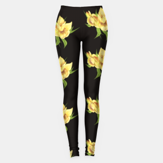 Thumbnail image of Narcissus Swettness  Leggings, Live Heroes