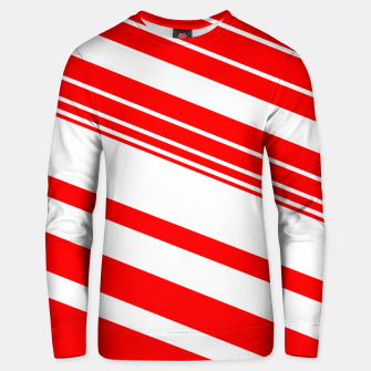 Thumbnail image of PEPPERMINT TUESDAY VERTICAL 2 Unisex sweater, Live Heroes