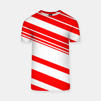 Thumbnail image of PEPPERMINT TUESDAY VERTICAL 2 T-shirt, Live Heroes