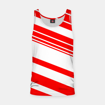Thumbnail image of PEPPERMINT TUESDAY VERTICAL 2 Tank Top, Live Heroes