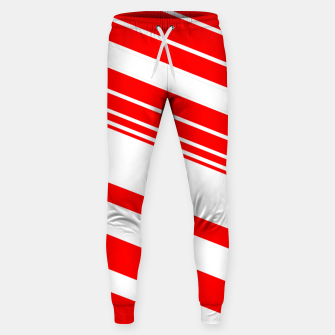 Thumbnail image of PEPPERMINT TUESDAY VERTICAL 2 Sweatpants, Live Heroes