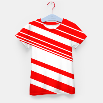 Thumbnail image of PEPPERMINT TUESDAY VERTICAL 2 Kid's t-shirt, Live Heroes