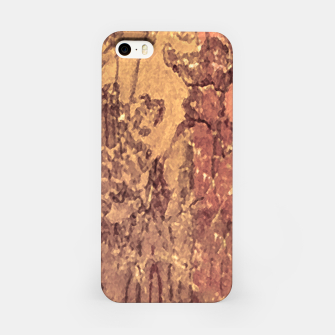 Thumbnail image of Abstract Cracked Texture Print iPhone Case, Live Heroes