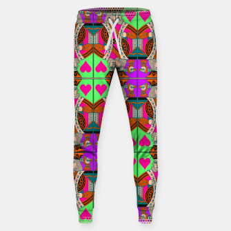 Thumbnail image of KING OF HEARTS Sweatpants, Live Heroes