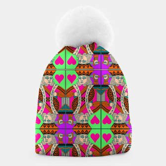 Thumbnail image of KING OF HEARTS Beanie, Live Heroes