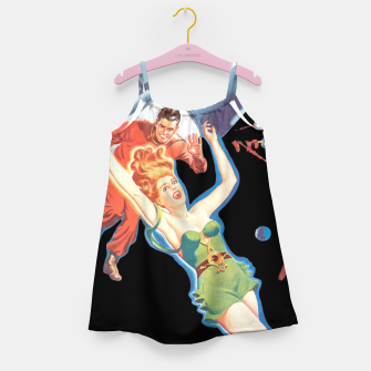 Miniatur MISSION TO MARS-6 Girl's dress, Live Heroes