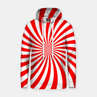 Thumbnail image of PEPPERMINT TUESDAY SWIRL Hoodie, Live Heroes