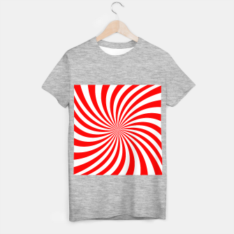 Thumbnail image of PEPPERMINT TUESDAY SWIRL T-shirt regular, Live Heroes
