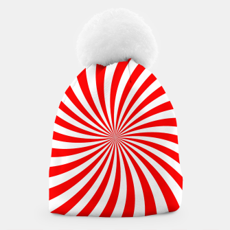 Thumbnail image of PEPPERMINT TUESDAY SWIRL Beanie, Live Heroes