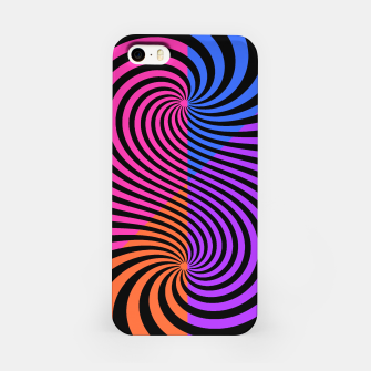 Miniatur FASHIONISTA STRIPES 10 iPhone Case, Live Heroes